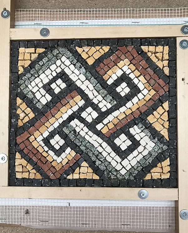 Les Stages De Mosaique L Atelier Mosaique